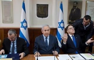 Netanyahu'dan Nasrallah'ın açıklamalarına...
