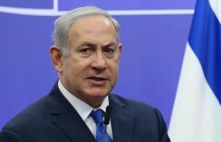 Netanyahu yolsuzluk davasında aleyhindeki tanıklarla...