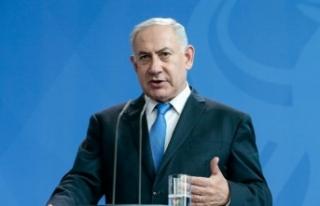 Netanyahu'dan Suriye'deki İran hedeflerine saldırı...