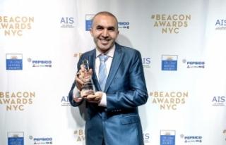 New York'un ünlü Türk pizzacısı ödüle...
