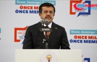 Nihat Zeybekci: İzmir'i çöp dağlarından...