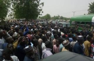 Nijerya'daki Boko Haram saldırıları on binlerce...