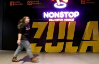 Nonstop Zula E-Spor Merkezi açıldı