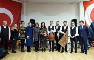 Öğretmenlere ve öğrencilere Türk müziği tanıtım...