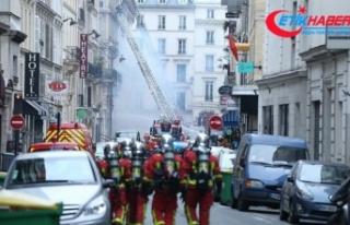 Paris'te patlama: 2 kişi hayatını kaybetti
