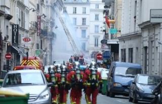 Paris'teki patlamada ölü sayısı 4'e...