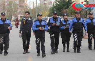 Polis 'Mavi Balina' timi kurdu