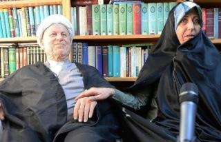 Rafsancani'nin kızı: Babamın eceliyle öldüğüne...