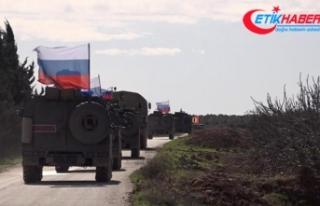 Rus ordusu, Münbiç'in çevresinde bağımsız...