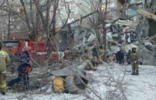Rusya'daki gaz patlamasında ölü sayısı 37'ye...