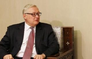 Rusya Dışişleri Bakan Yardımcısı Ryabkov: Rusya...