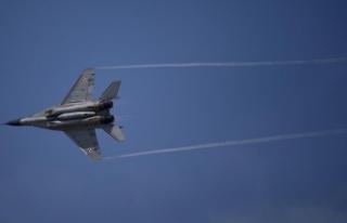 Rusya'da bombardıman uçağı iniş sırasında...
