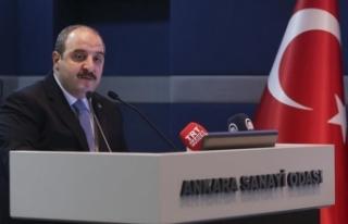 Sanayi ve Teknoloji Bakanı Mustafa Varank: Atık...