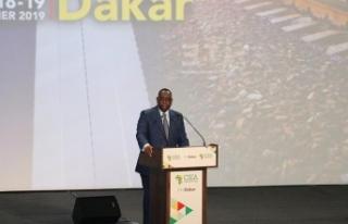 Senegal Cumhurbaşkanı Macky Sall: Şimdi Afrika...