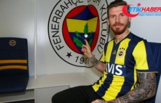 Serdar Aziz'den Galatasaray'a teşekkür