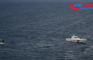 Sinop açıklarında balıkçı teknesi battı: 3...