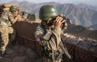 Şırnak'ta 3 YPG/PKK'lı terörist teslim...
