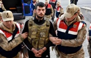 Sivas'ta 5 kişiyi öldüren sanık mahkemede...