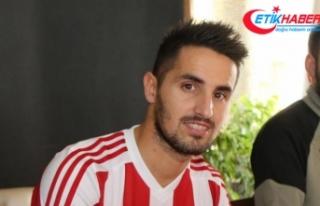 Sivasspor'un yeni transferi Vieira'dan kötü...