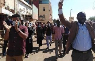 Sudan'daki gösterilerin bilançosu: 24 ölü,...