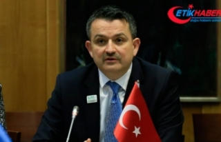 Tarım ve Orman Bakanı Pakdemirli: Türkiye'de...