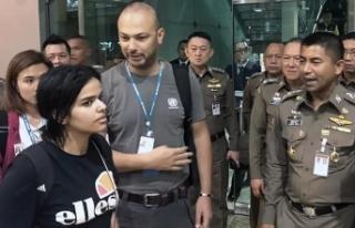 Taylandlı ve Suudi yetkililer alıkonulan Suudi kadını...
