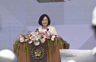 Tayvan'dan Çin'in birleşme çağrısına...