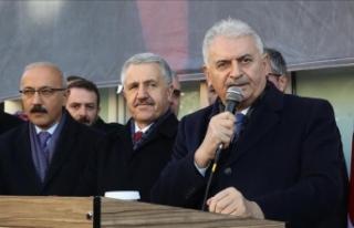 TBMM Başkanı Binali Yıldırım: Türkiye nasıl...