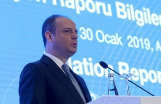 TCMB Başkanı Çetinkaya: Enflasyonun 2019 sonunda...