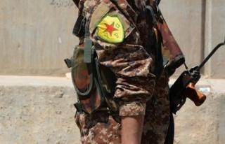 Terör örgütü YPG/PKK Deyrizor'da göçe zorladığı...