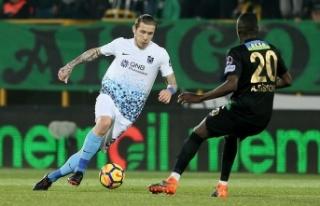 Trabzonspor'dan Kucka'ya ödeme