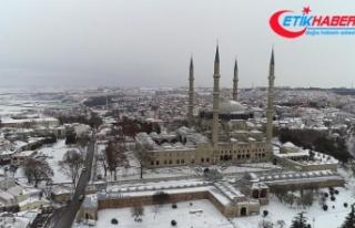 Trakya'da 3 gün kar bekleniyor