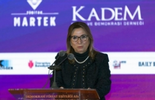 'Türk kadın girişimcisini marka yapmak için...