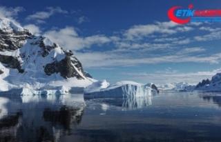 Türkiye Antarktika'da meteorolojik çalışma...