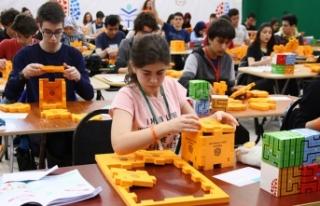 Türkiye Zeka Oyunları için geri sayım başladı