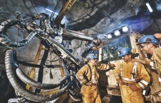 Türkiye'nin en büyük yeraltı metal madeni 2022'de...