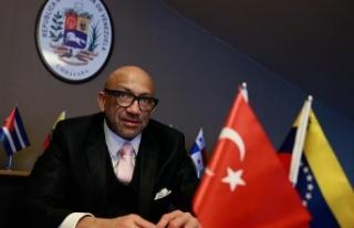 Venezuela'nın Ankara Büyükelçisi Reyes: Yaşananlar...