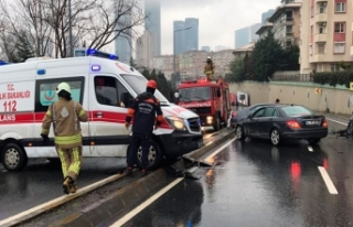 "Yaralılara ulaşamayan ambulansa itfaiyeden ""takozlu""..."