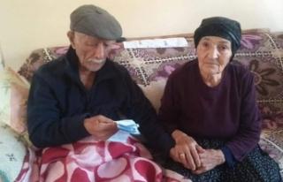 Yaşlı çift, 8 saat arayla hayatını kaybetti