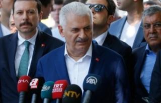 Yıldırım: Yaptıklarımız İstanbul için yapacaklarımızın...