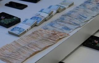 13 milyon liralık kripto parayı çalan şüpheliler...