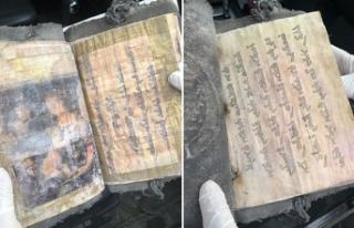 1700 yıllık kitabı 500 bin Euro'ya satmaya...
