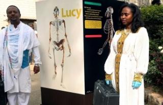 3,2 milyon yıllık kadın iskeleti barış için...