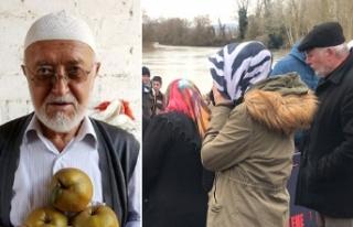56 gündür kayıp yaşlı adamın nehirde cesedi...