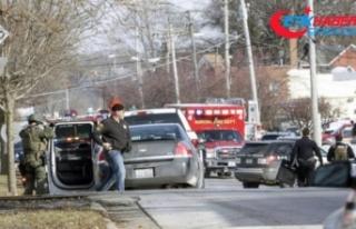 ABD'de silahlı saldırı: 5 ölü, 5 polis yaralı
