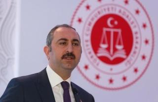Adalet Bakanı Abdulhamit Gül: Kazdıkları çukura...