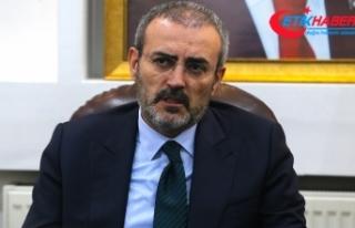 AK Parti Genel Başkan Yardımcısı Ünal: Millet...