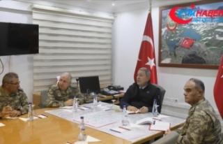 Akar: Yeri ve zamanı geldiğinde YPG tehdidine son...
