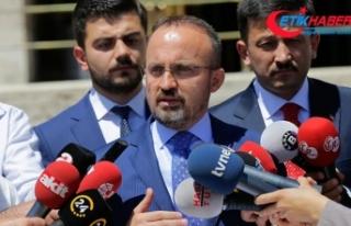 AKP'li Turan: Yeni askerlik sistemi çalışmalarında...