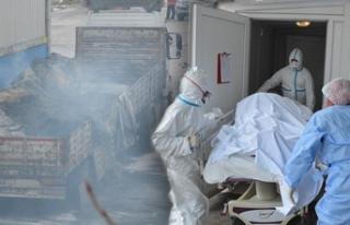 Alev alan TIR'da kimyasal panik! 6 işçi hastanelik...